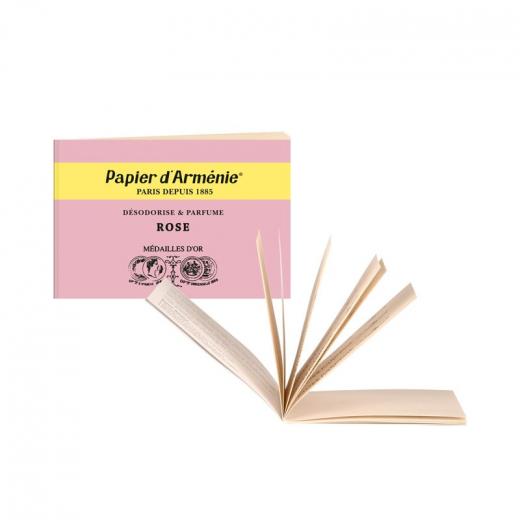 PAPIER D´ARMENIE - Armenisches Papier ROSE