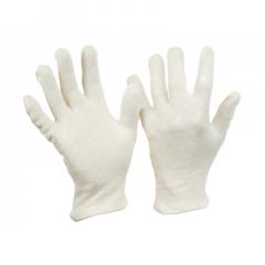 10 Paar Handschuhe aus 100% Baumwolle