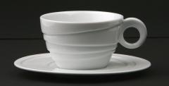 Tee-/ Cappuchinotasse Set 4 Stück